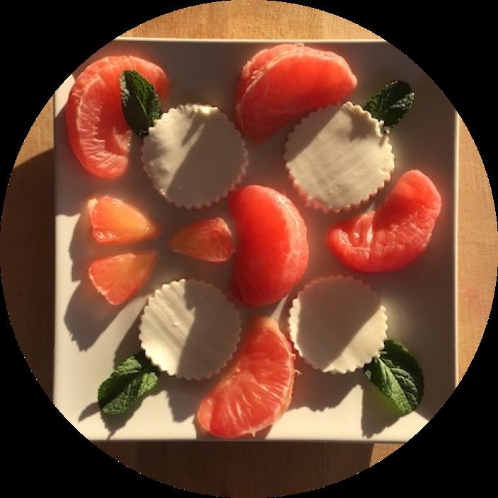 Ensalada de pomelo